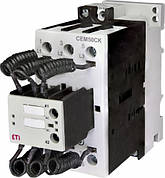 Контактор CEM 50CK.01 (50 кВАр, 400-440V) 50kvar, 230V