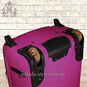 Чемодан Union большой L (розовый), фото 2
