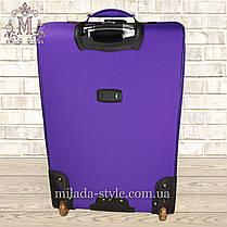 Чемодан Union большой L (фиолетовый), фото 3