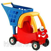 Візок для супермаркетів або іграшок Little Tikes 618338