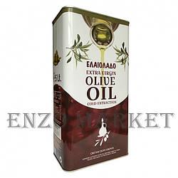 Оливковое масло ELAIOLADO, 5 литров