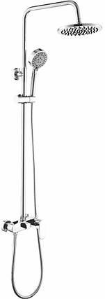 Душевая система GLOBUS LUX Prizma Shower DS0011, фото 2