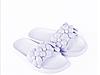 Женские летние белые цветочные шлепанцы Gipanis