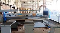 Holzma HPP350/38/38 пильный центр (б/у 05г) для форматного раскроя, фото 1