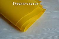Турецкий фоамиран, (экстра иран) светло-жёлтый