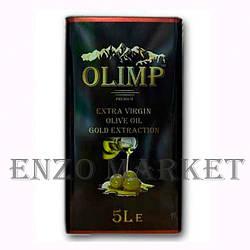 Оливковое масло Olimp, 5 литров