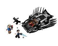 Конструктор JVToy 22001 Легендарна Чорна Пантера