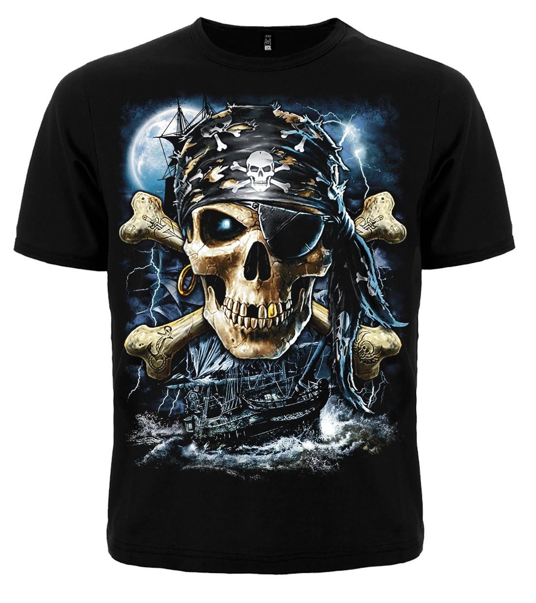 Футболка Jolly Roger (Корабль призрак)