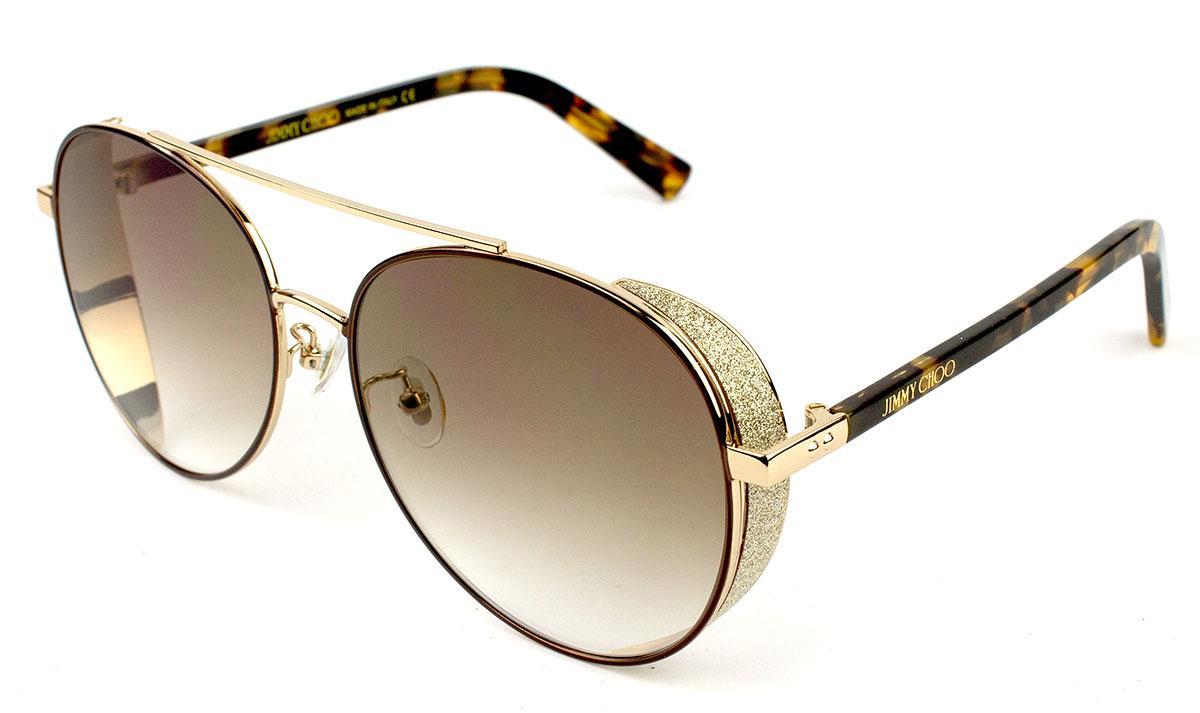 Солнцезащитные очки Jimmy Choo DHELIB