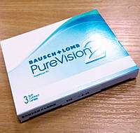 Контактні лінзи Bausch & Lomb, PureVision2