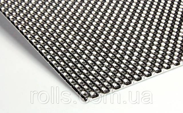 рифленый алюминиевый лист 1000х2000 пупырышки Prefa Design 911 дизайн интерьера тюнинг авто эксклюзив РОЛЛС ГРУП