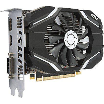 MSI PCI-Ex GeForce GTX 1050 OC 2GB GDDR5 (128bit)