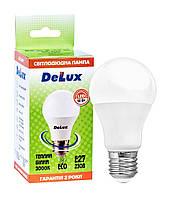 Светодиодная лампа DELUX BL 60 12Вт 3000K 220В E27