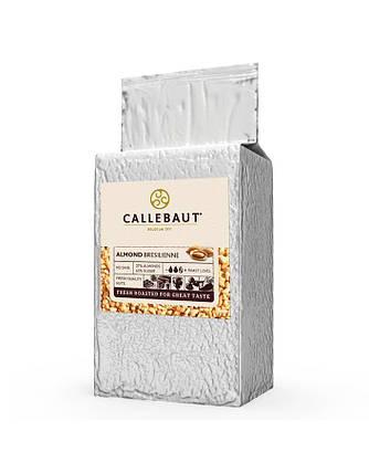 Мигдаль подрібнений карамелізований  BIB 3 x 1 кг / Almond Bresilienne Callebaut  , фото 2
