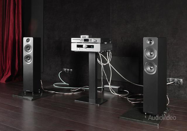 Acoustic Energy AE 109 Satin black