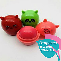 Бальзам Romantic Bear Longlasting Lipgloss Magic