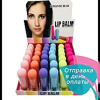 Бальзам для губ Romantic Bear Lip Balm , фото 1