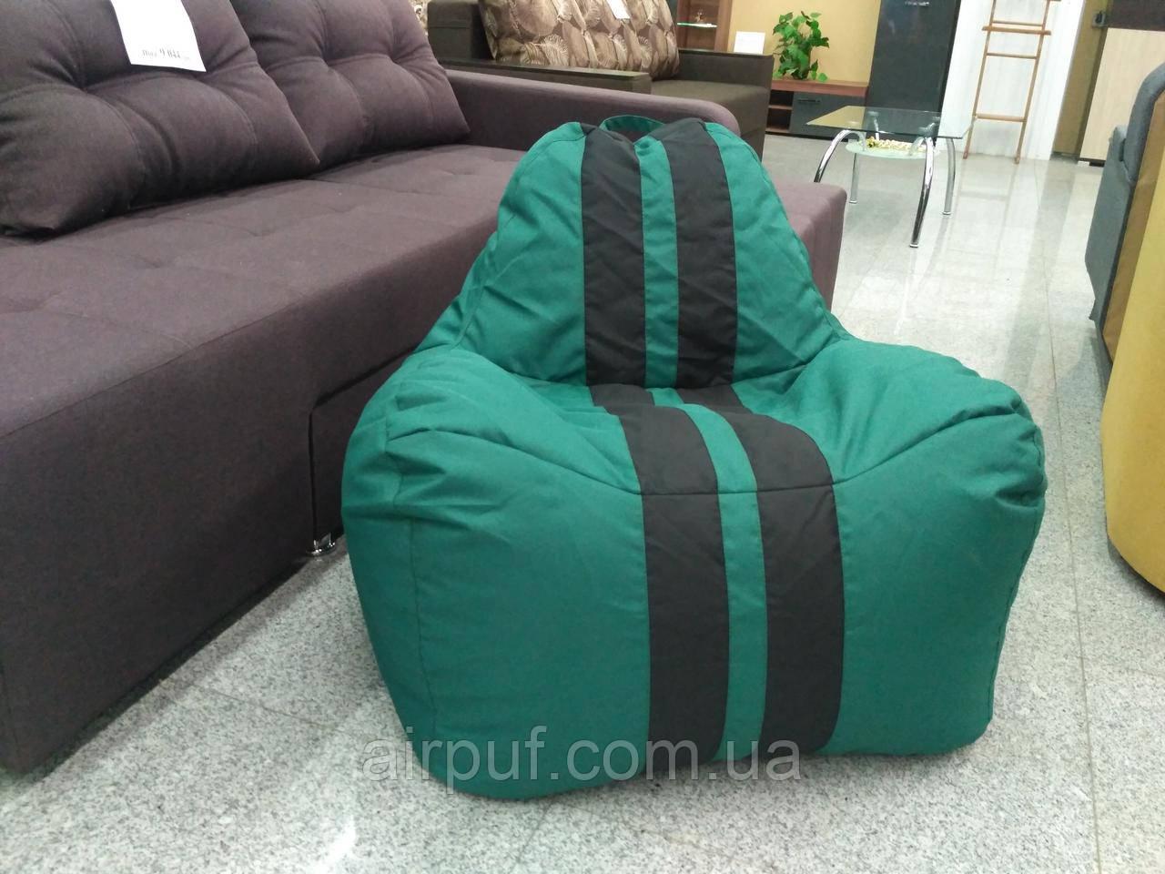 """Кресло-мешок """"Ferrari Sport"""" (ткань Оксфорд), размер 110*100 см"""
