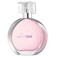 Avon Wish of Love 50 ml женская туалетная вода (Эйвон Виш оф Лав)