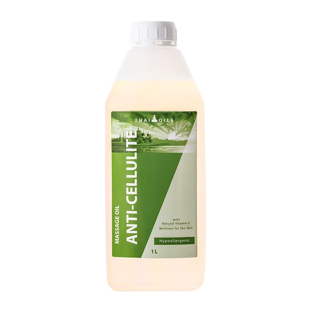 """Массажное масло """"Anti-cellulite"""" 1 литр (антицеллюлитное)"""