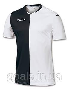 Детская футбольная футболка Joma PREMIER  Белый/Черный, XS