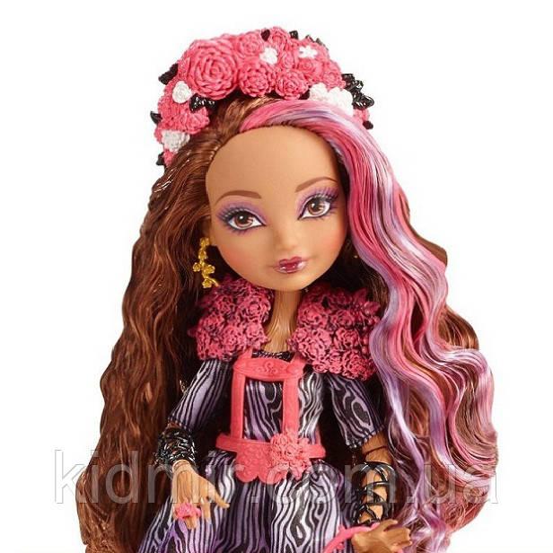 Кукла Ever After High Сидар Вуд (Cedar Wood) Эвер Афтер Хай Несдержанная весна