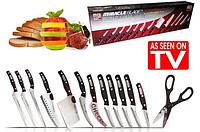 Качественный Набор ножей Mibacle Blade World Class ( 13 предметов)
