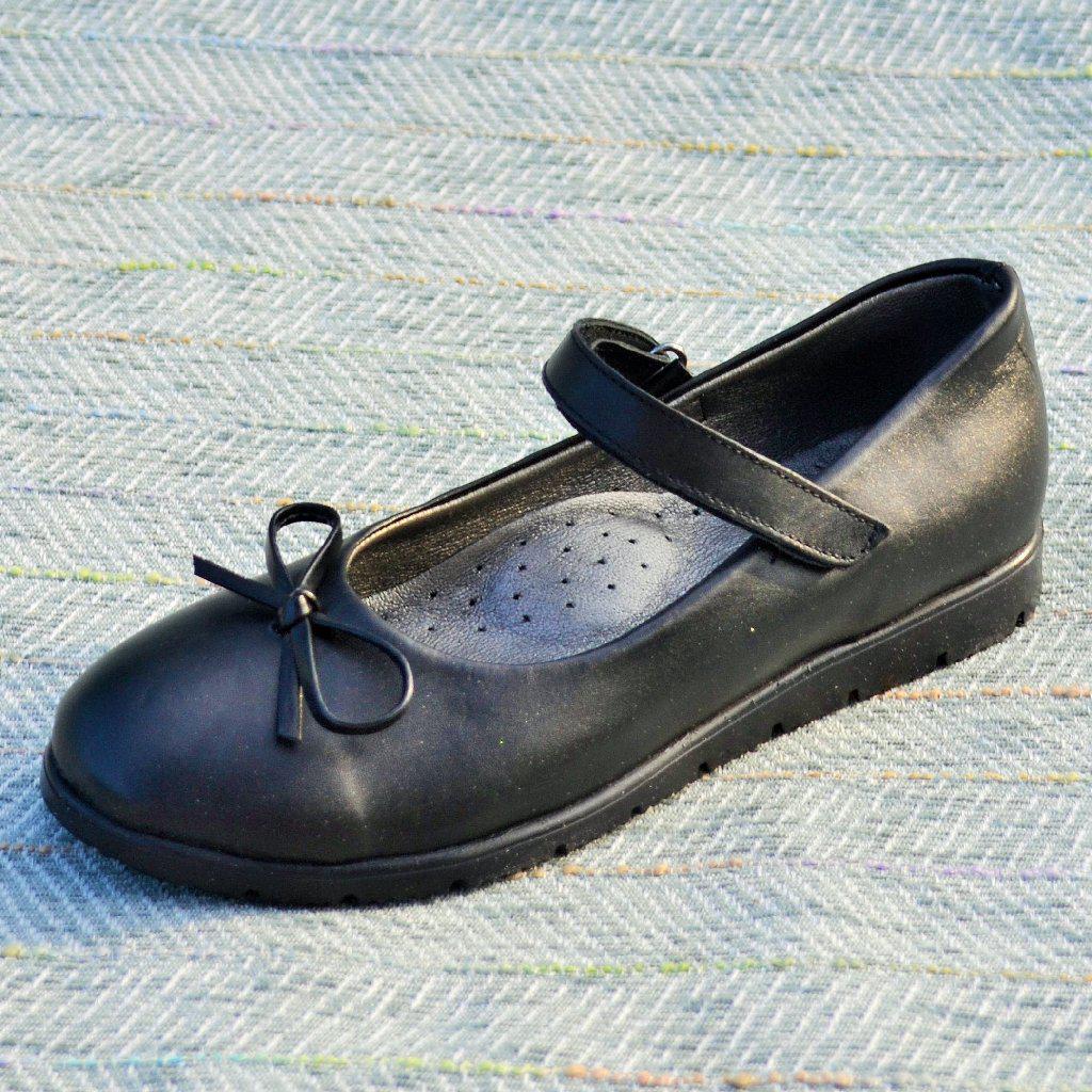 6ed2d2b9b Купить Туфли в школу для девочек, Bayrak размер 31-36 в интернет ...