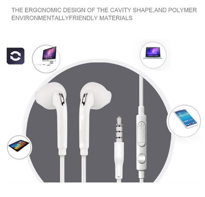 OOTDTY для samsung Galaxy S6/S6 гарнитура наушники вкладыши