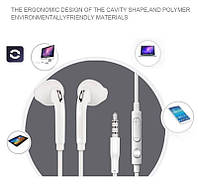 OOTDTY для samsung Galaxy S6/S6 гарнитура наушники вкладыши, фото 1