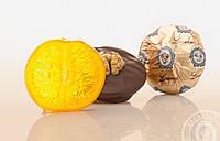 Конфеты Laurence Греческие Апельсин с орехом в шоколаде Лоуренс