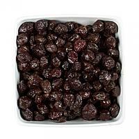 Оливки печёные Вяленые с косточкой Греческие весовые ХАЛКИДИКИС 140\160 Средние вяленые Оливки