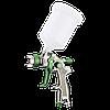 Краскопульт пневматический тип LVLP верхний пластиковый бачок, диаметр форсунки-1,4мм  AUARITA   L-897-1.4