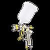Краскопульт пневматический тип LVLP верхний пластиковый бачок, диаметр форсунки-1,8мм  AUARITA   L-897-1.8