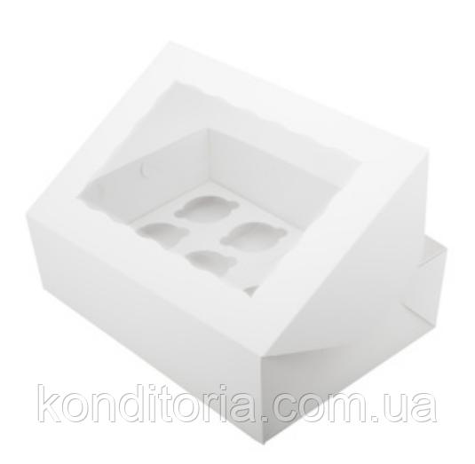 Коробка для капкейков на 12 шт. 35*25,5*10