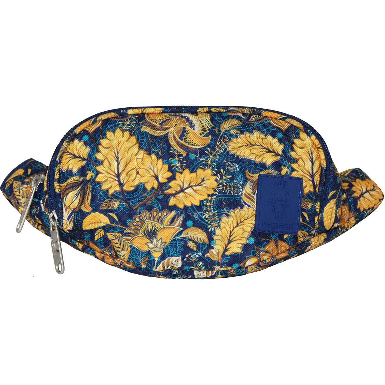 Барсетка сумка на пояс , поясная сумочка Bagland Bella 2 л.