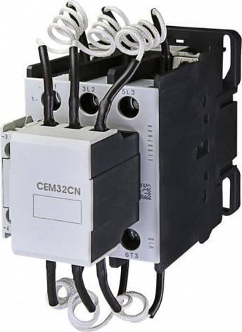 Контактор CEM 65CN (50 кВАр, 400-440V) 50kvar, 230V , фото 2