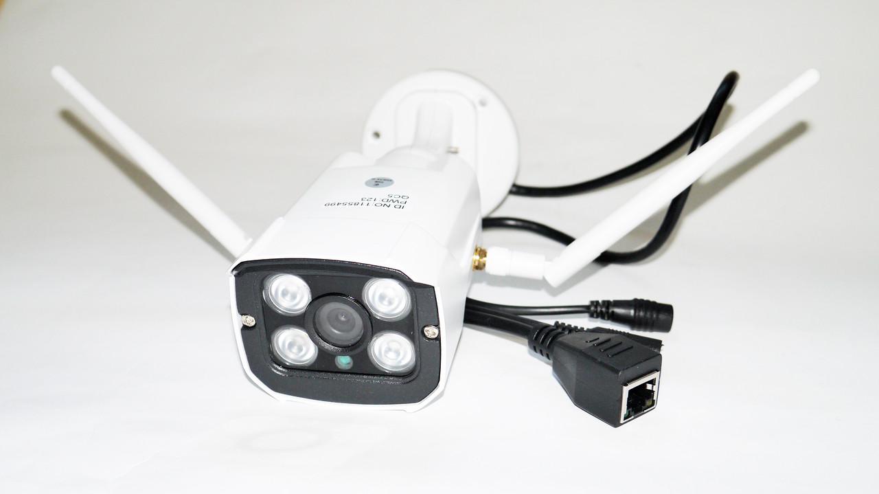 Уличная IP WiFi камера X8200