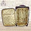 Комплект чемоданов 2-х колесных (фиолетовый), фото 3