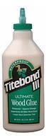 Клей столярный водостойкий Titebond III Ultimate D4, банка 946 мл