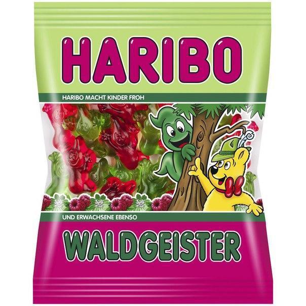 Желейные конфеты Haribo Waldgeister 200 g
