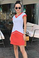 """Женское платье люкс качества с льна  """"Глория"""" 3 Цвета, фото 1"""