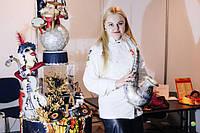 Наталия Шарай - лучший кондитер республики Беларусь в кителе от Texstyle!