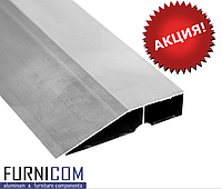Правило трапециевидное алюминиевое 0,5 м