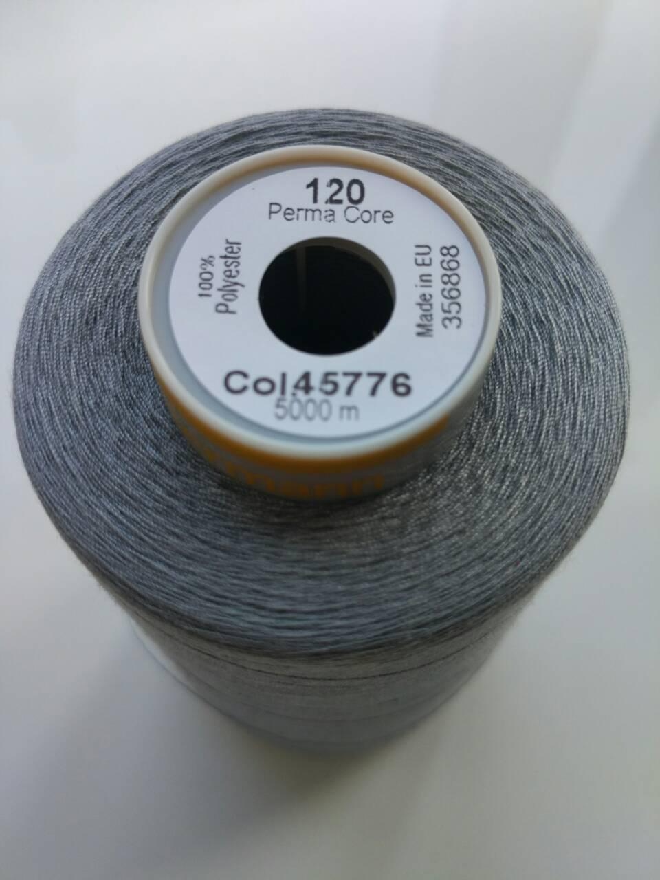 Нитки армовані Gutermann Perma Core 120/для вишивальних машин