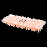 Форма для льда Premium оранжевая Irak Plastik