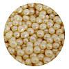 """Посыпка """"Рисовые шарики (белые) 3-4мм."""", 50 гр."""