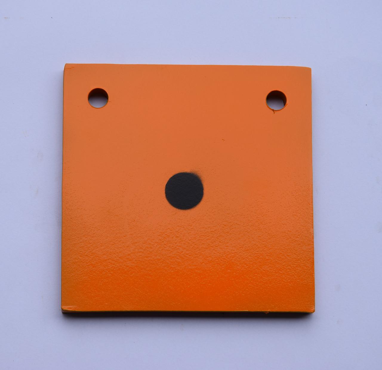 Гонг мишень 150х150 Квадрат Сателит (608)