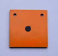 Гонг мишень 150х150 Квадрат Сателит (608), фото 1