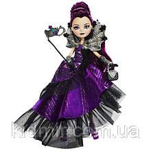 Кукла Ever After High Рэйвен Куин (Raven Queen) из серии Thronecoming Школа Долго и Счастливо